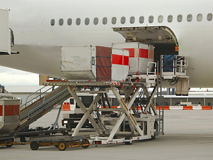 Door to Airport Air Cargo Service