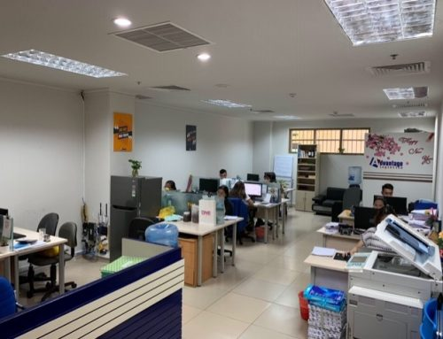 New agency in Vietnam.